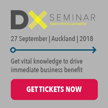DX Seminar Robotic Process Automation Event
