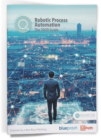 2020 Guide Robotic Process Automation Cover