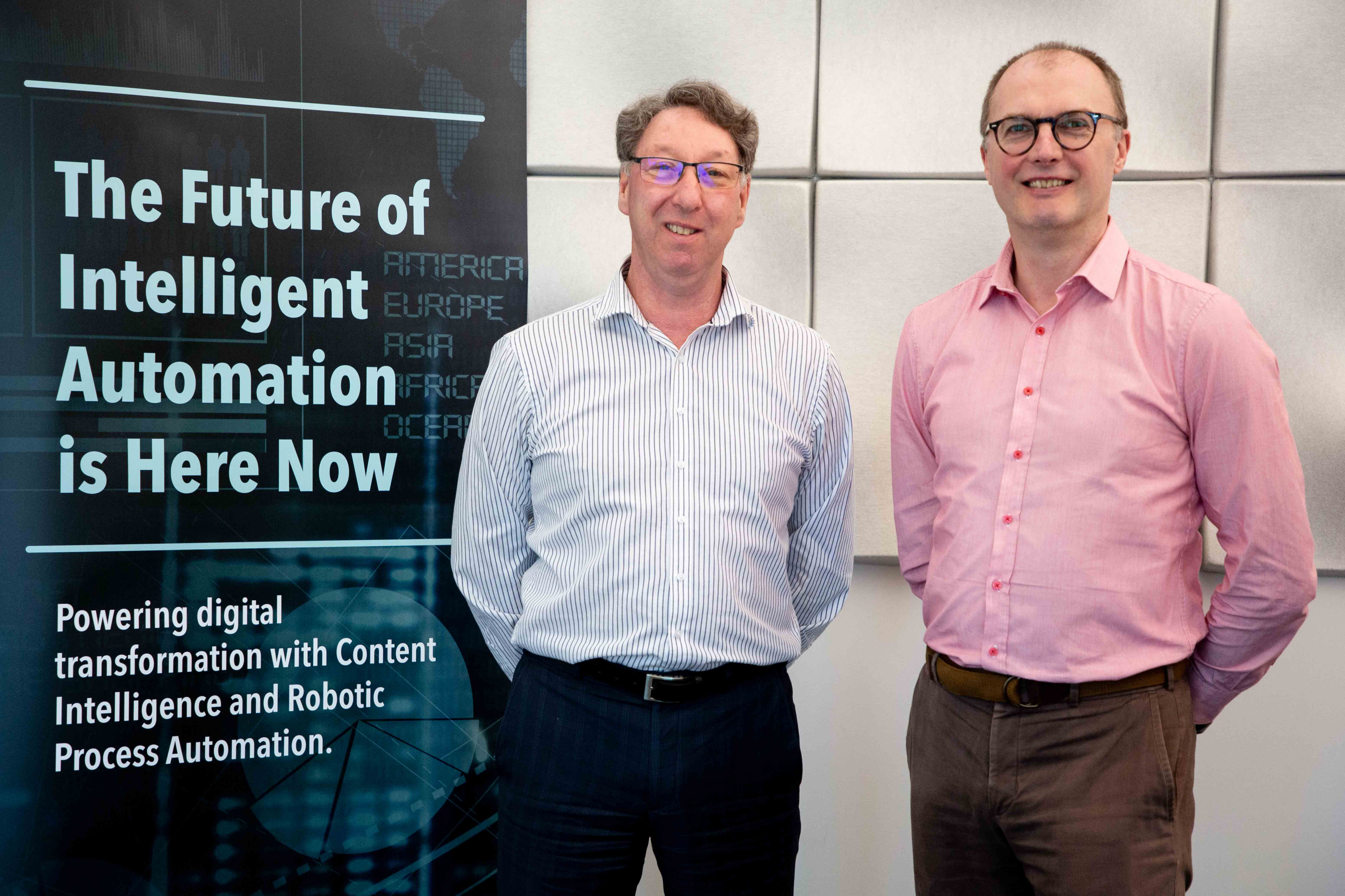 Probotics Acquisition Garry Green and Barry Carruth