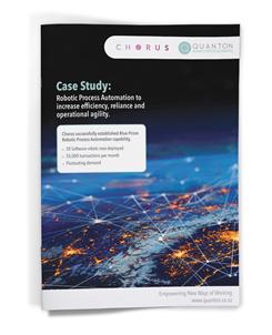 Chorus Case Study Download