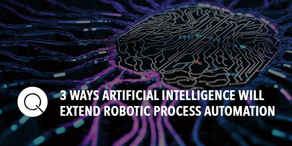 Header Image Three Ways AI will improve RPA