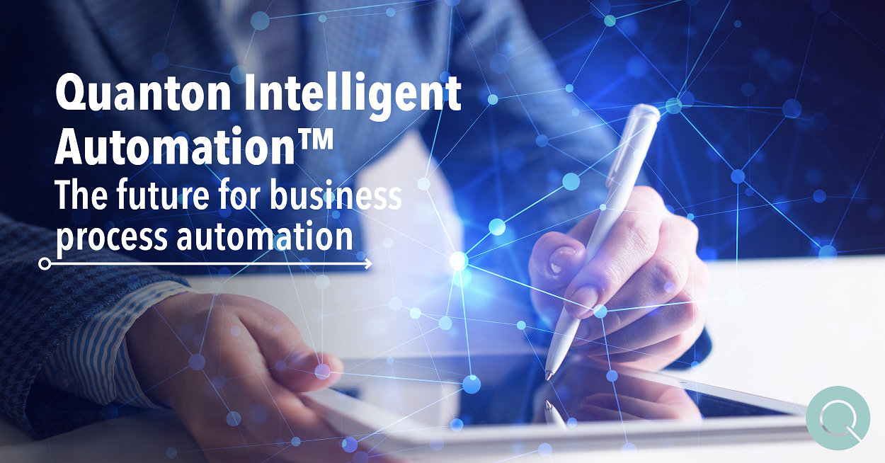 Intelligent Automation - The Future for Business Process Automation