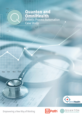 OmniHealth Robotic Process Automation Case Study