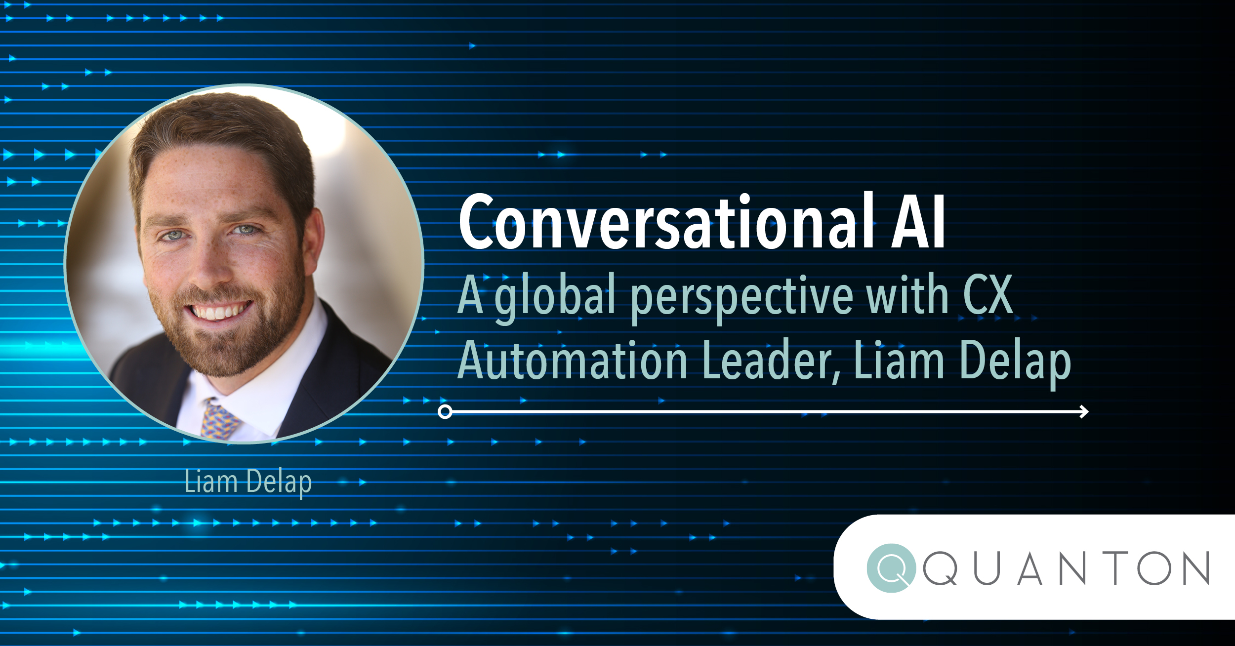 Conversational AI Global Trends With Liam Delap